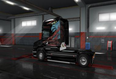 Scania T The Griffin for RJL Scania T v1.0
