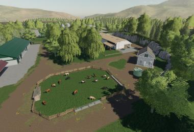 Sherwood Animal Farm (Terraformed Savegame) V1.0