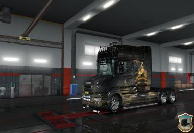 Ship v3 skin for Scania RS Longline & Scania T Longline