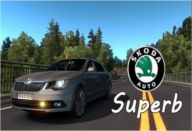 Skoda Superb + Caravan 1.33.x