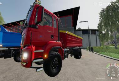 Trucks Agro pack v1.0