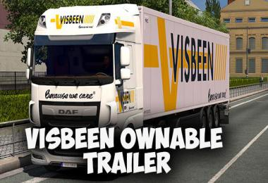 Visbeen Ownable Trailer Skin 1.34