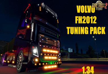 Volvo FH 2012 Tuning Pack v1.0