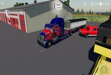 WesternStar Optimus Prime v1.0.0.0