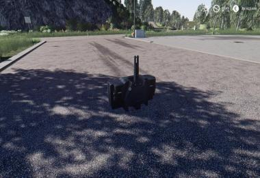 XXL Weight pack v1.0