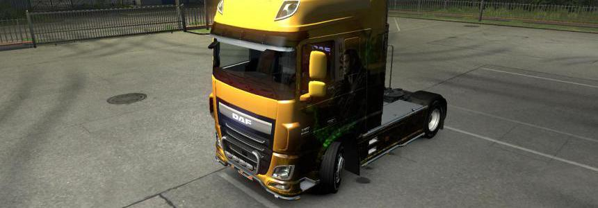New sounds DAF Euro 6 1.34