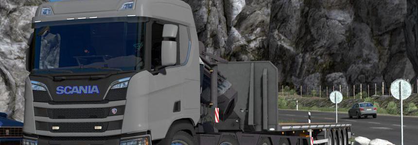 Scania XT 1.34.x