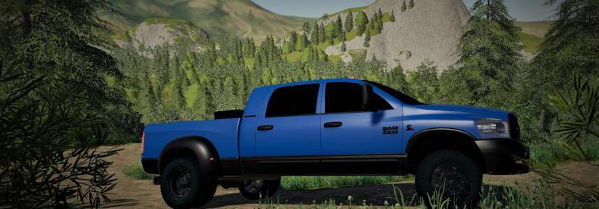 2007 Dodge 3500 Mega Cab v1.0