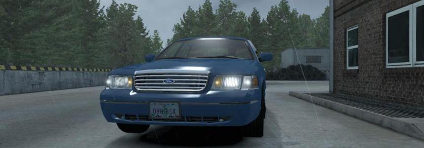 Ford Crown Victoria ATS 1.33+