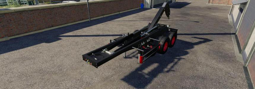 Hooklift Semi-trailer v1.0.0.0