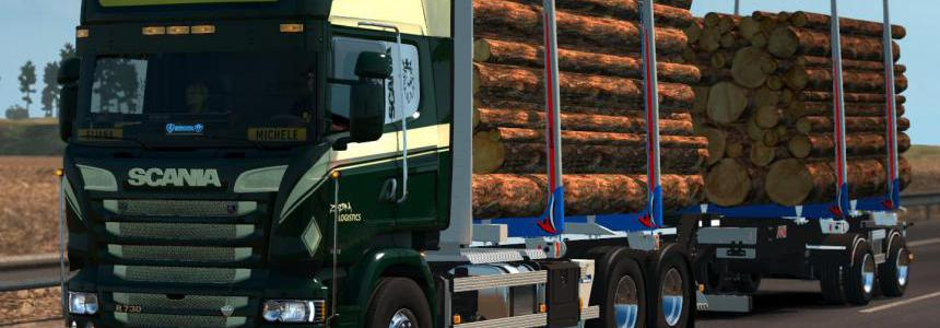 JYKI Timber Trailer v1.2 1.33&up