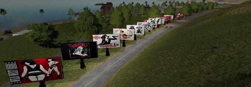 Western Billboards v1.0