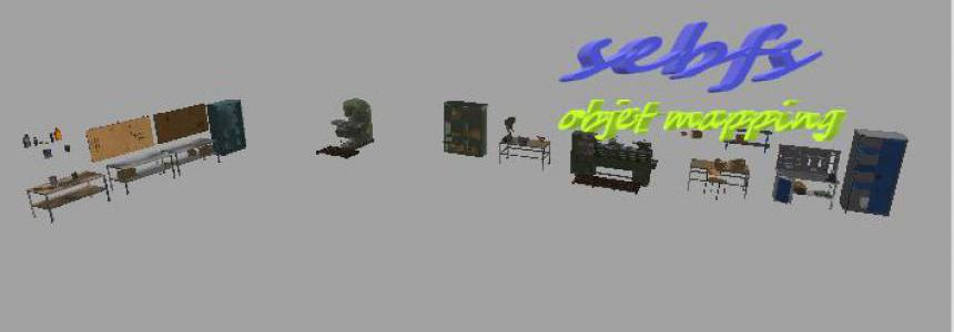 Machine d atelier v1.0