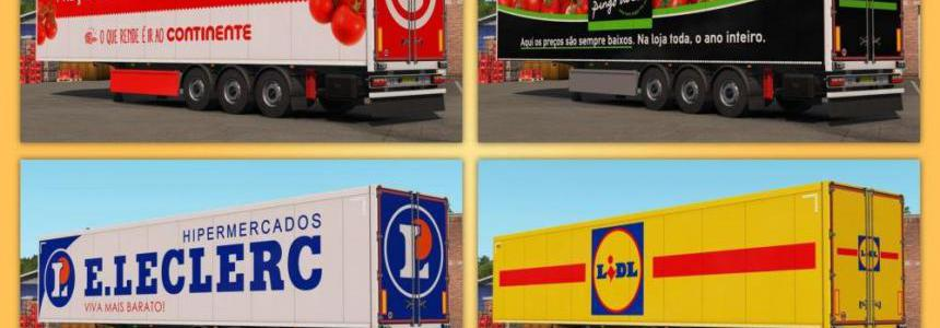 Portuguese Supermarkets Pack v1.0