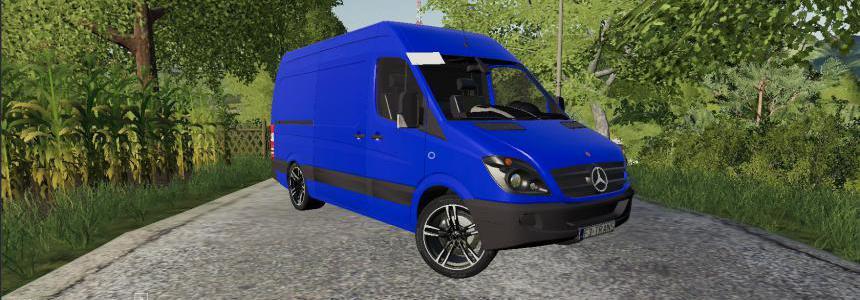 Mercedes Sprinter v1.0.0.0