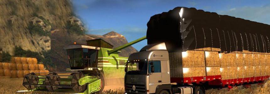 Agriculture Transporter Trailer Ownership v1.0 1.34.x