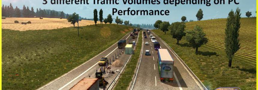 AI Traffic Mod High Intensity 1.34.x