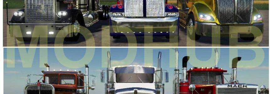 American Truck Pack v1.0