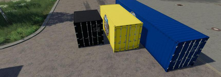 ATC Container Pack v2.0.0.1