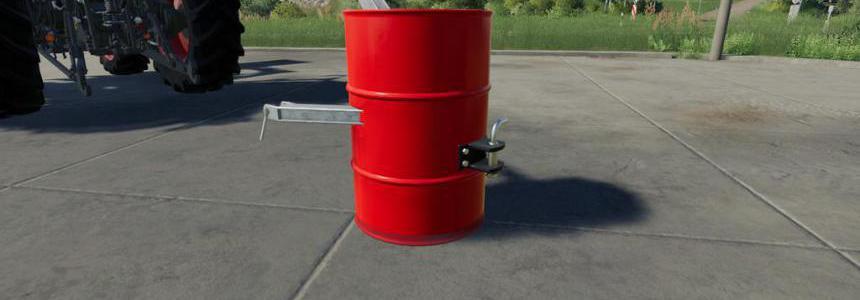 Barrel Weight v1.0.0.0