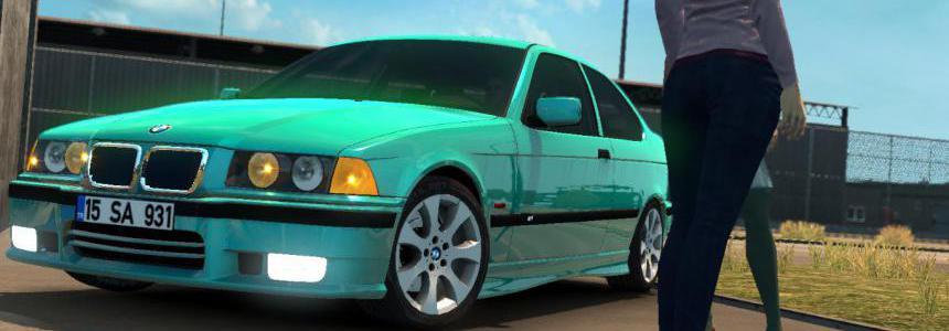 BMW E36 Compact ATS 1.33 - 1.34