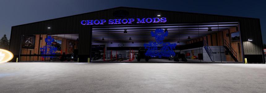 Chop Shop Mods CSM ULTIMATE WORKSHOP v1.0.10