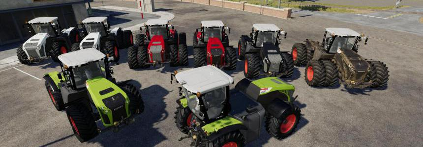 Claas Xerion v1.0.0.1
