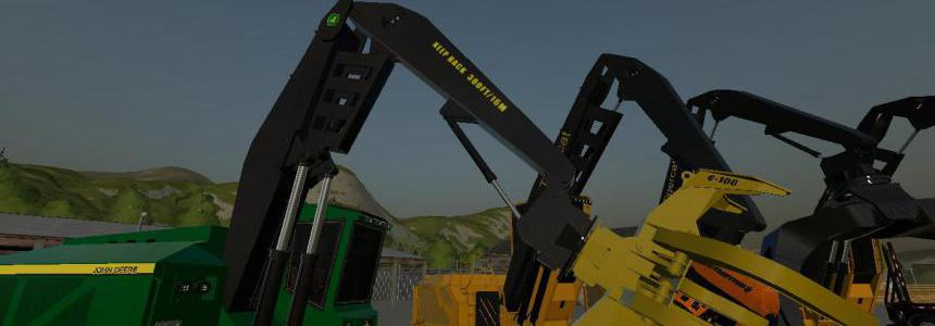 Complete FDR Logging Equipment pack V4.0.0