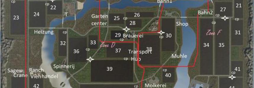 CP Kurse Dondiego map 4fach V1.4.1