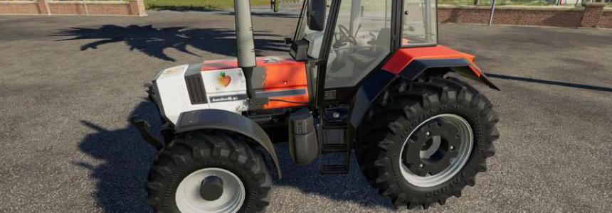 Deutz Agrostar 661 BG-Edition v1.0
