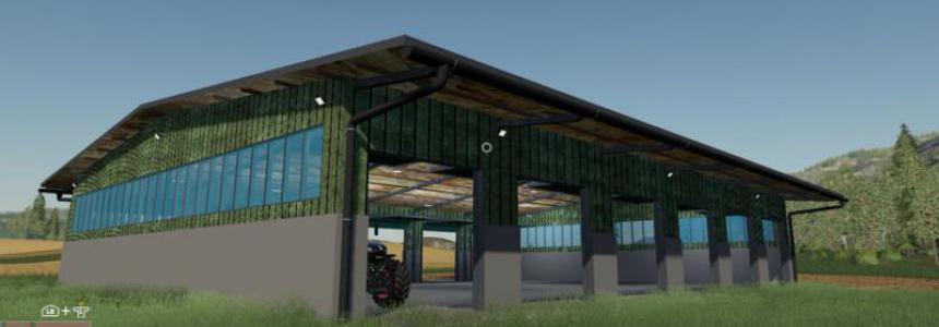 Fahrzeughalle / Durchfahrhalle v1.0