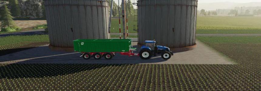 FarmSilo v1.0