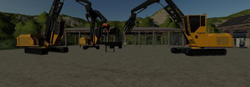 FDR Logging Mod Pack Current Machines v1.0