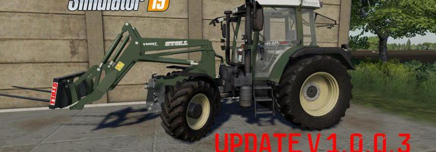 Fendt F 380GTA v1.0.0.3