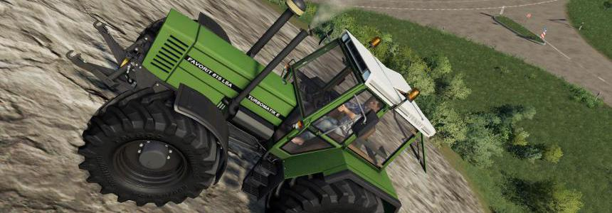 Fendt Favorit 600 LSA beta v0.0.0.8