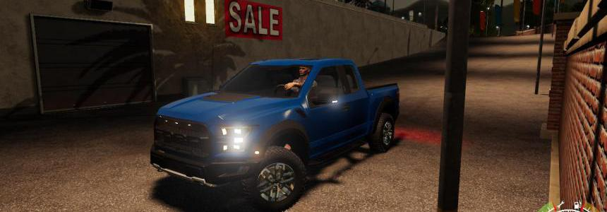Ford Raptor 2017 BETA v1.0
