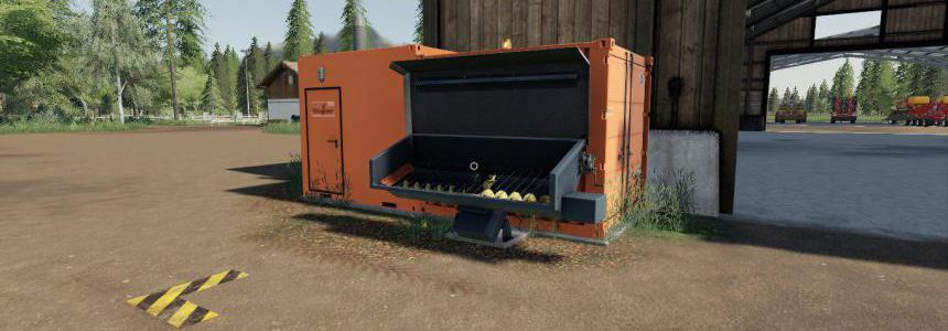 FS19 Bio Heating Plant By Stevie
