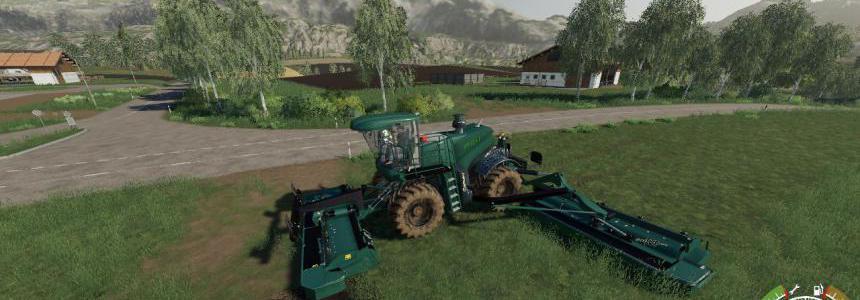 FS19 KroneBiG M500 Mower v1.0