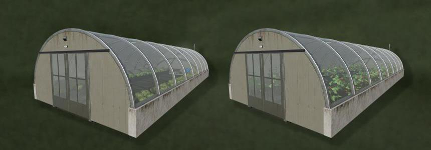 Greenhouse Pack Placeable v1.0.0.0