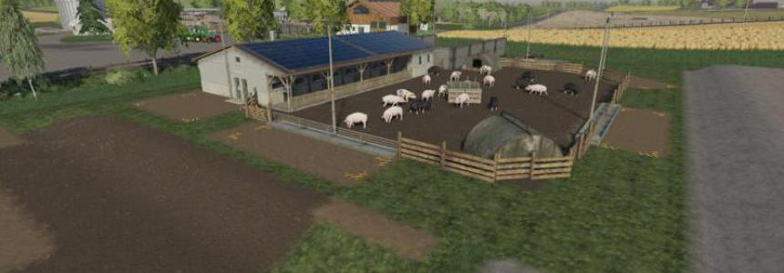 Huge Pig Enclosure v1.0.0.0