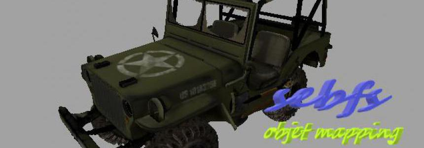Jeep militaire v1.0