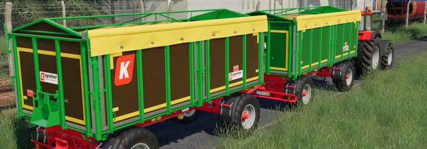 Kroger Agroliner HKD 302 v1.0.0.0