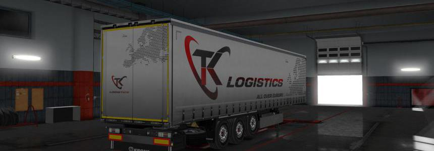 Krone Profiliner TK Logistics 1.34