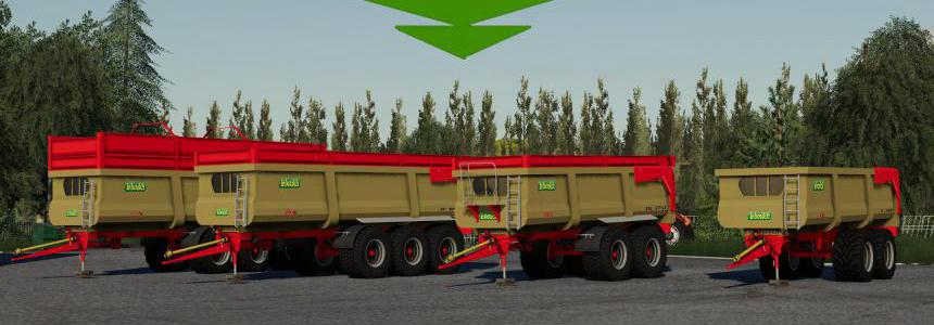 Leboulch Trailer Pack v1.0.0.0