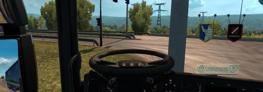 Liftable Axle Steering Wheel for all Trucks 1.34