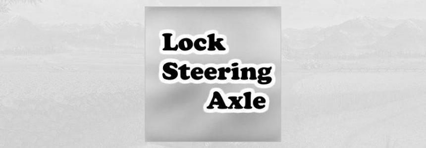 Lock steering axle v1.0.1.0