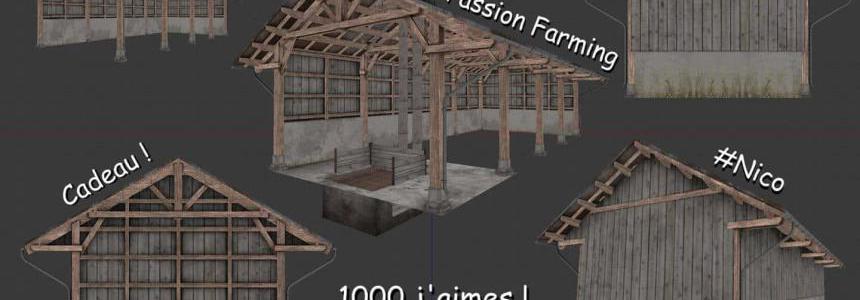 Modular Wood Building v1.0