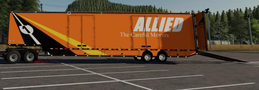 Moving Trailer Converted v1.0