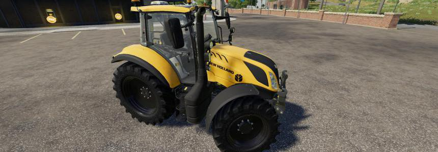 New Holland T5 By Gamling v1.0.0.3 Final