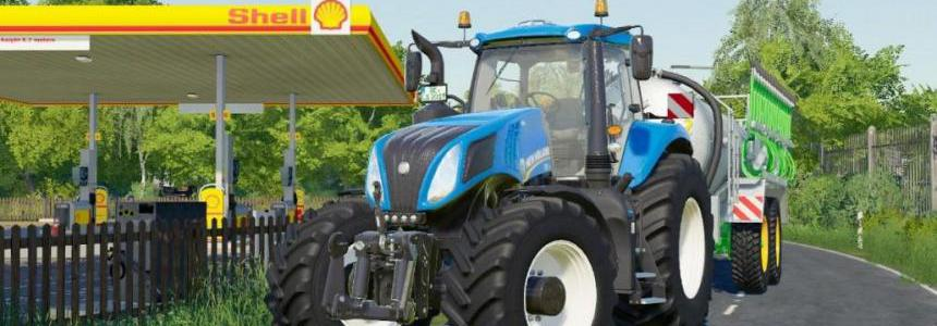 New Holland T8 v1.0.4.0
